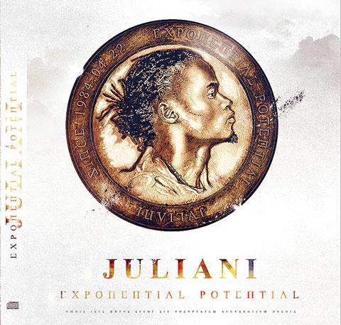 Exponential Potential Album Art