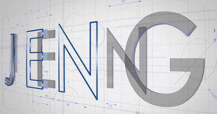 Jengoz Logo Animation