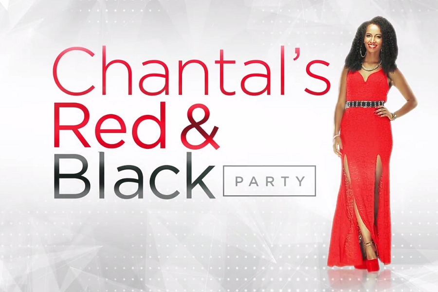 Black and Red Party TVC