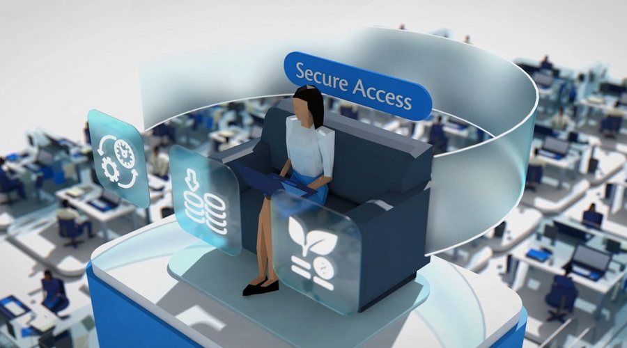 Corporate APN Solutions 3D Animation