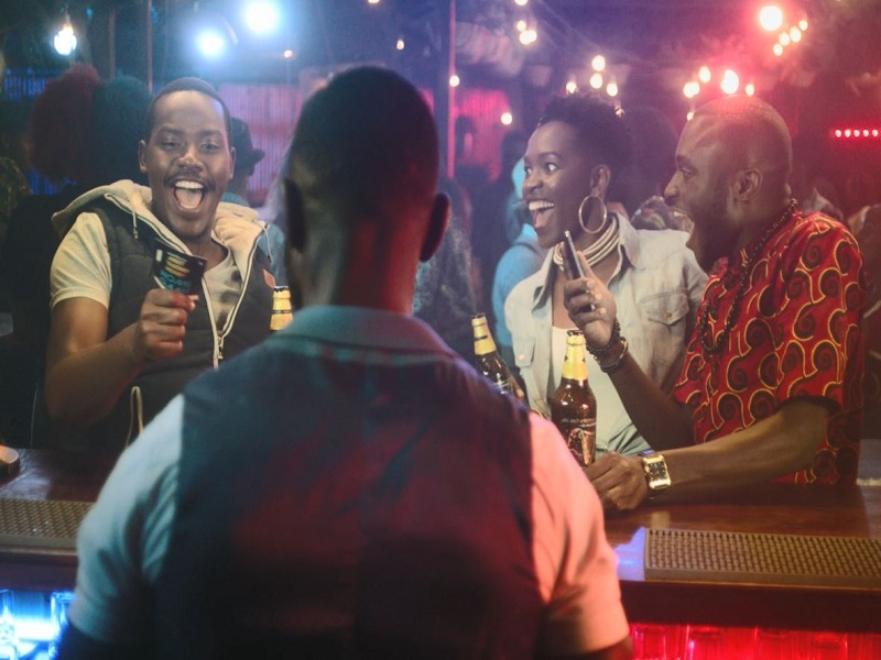 Guinness Front Row TVC